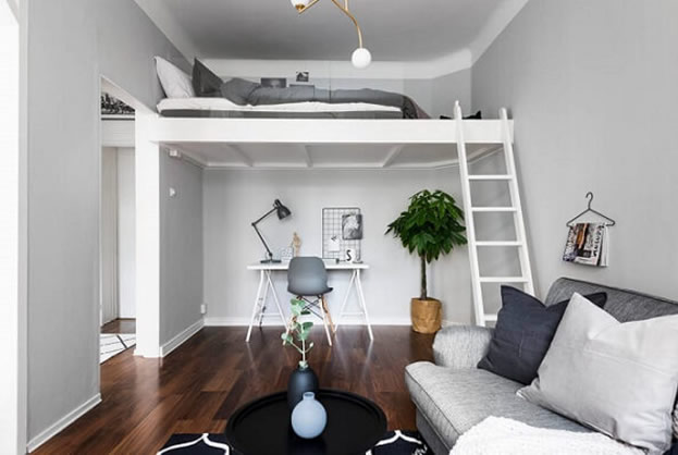 Projetos para pequenos espaços