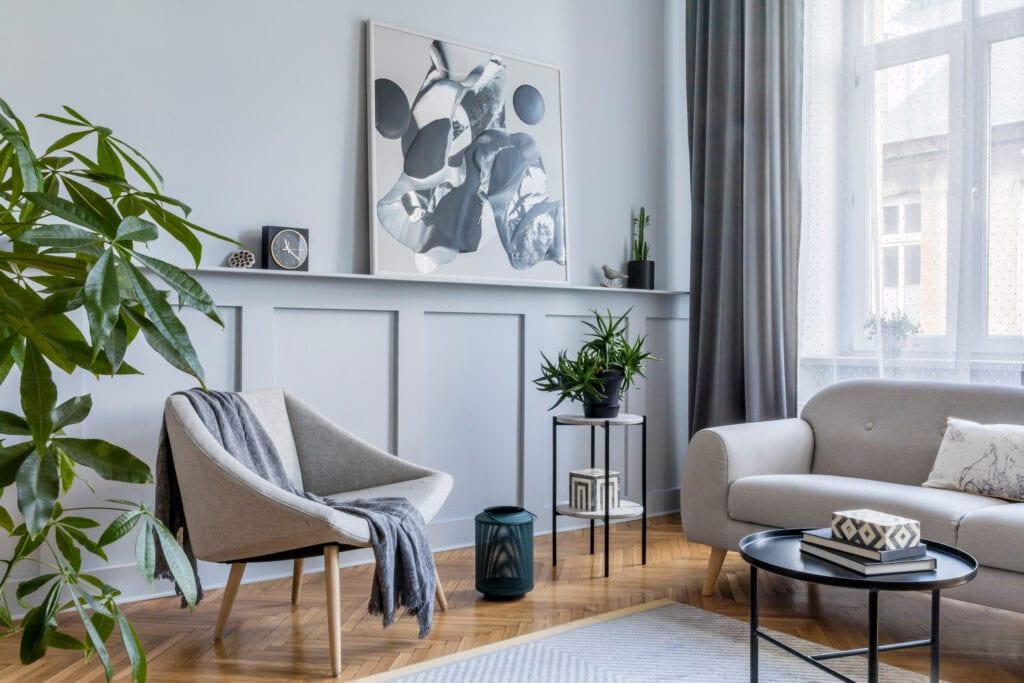 5 dicas rápidas e criativas para decorar o seu apartamento alugado